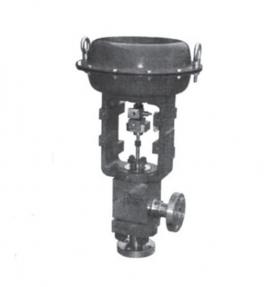 ZJHSL-320 pneumatic high pressure angle regulating valve