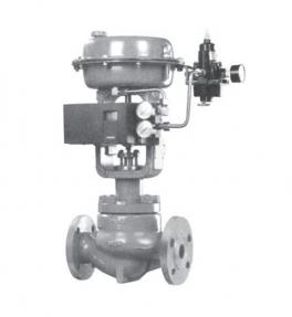 ZHPS High voltage single seat regulating valve